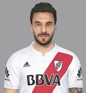 PES 2018 Faces Ignacio Scocco by Luis Facemaker