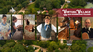 "Visit the ""Virtual Village"" on Facebook"