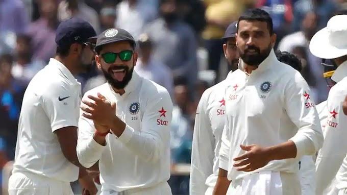 अंतिम टेस्ट के लिए भारतीय टीम का हुए ऐलान, नहीं होगा ये दिग्गज खिलाड़ी  ?