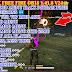 MOD APK FREE FIRE OB18 1.41.8 V24 - UPDATE VIP MOD APK + MOD MENU PSTEAM NEW, HEADSHOT 100%, ANTENNA