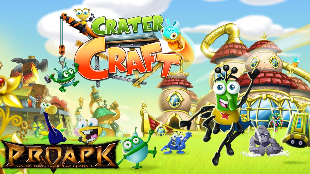 Crater Craft