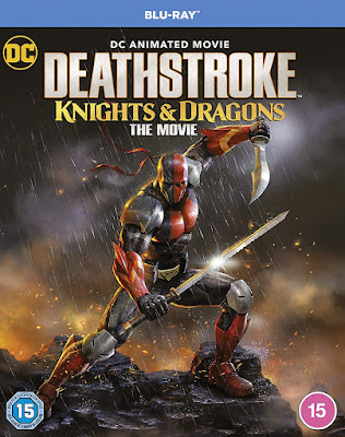 Deathstroke Knights And Dragons: Movie [2020] [BD25] [Latino]