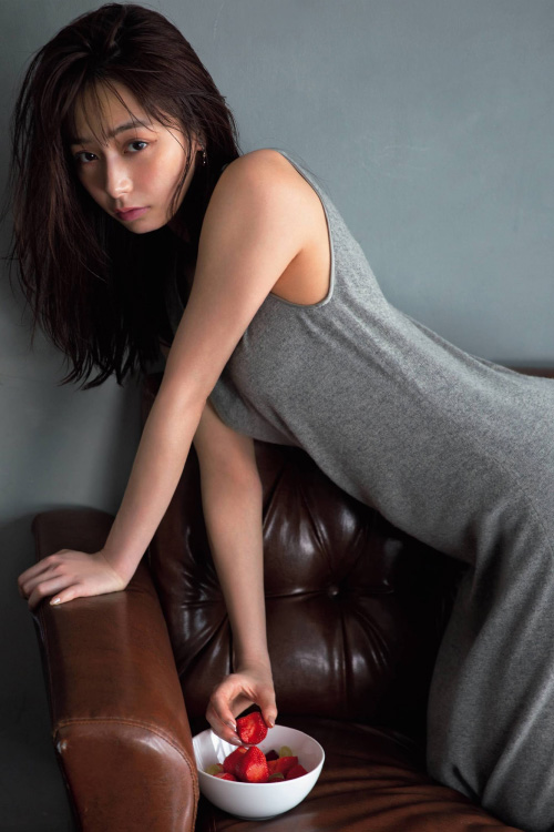 Misato Ugaki 宇垣美里, FRIDAY 2021.07.30 (フライデー 2021年7月30日号)