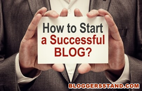 How To start a new blog to make money online from home