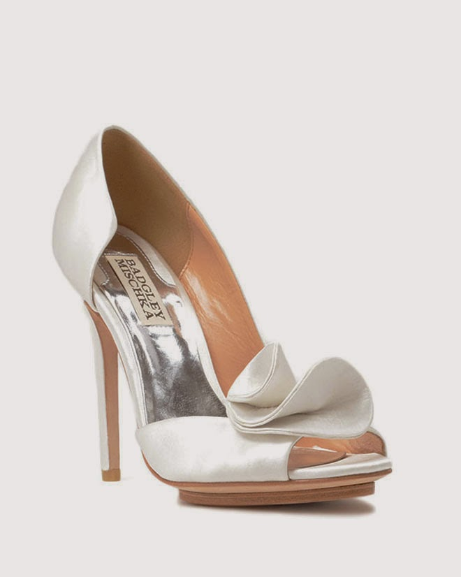 Unique Bridal Shoes