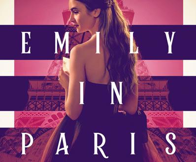 Emily en París - Cartel