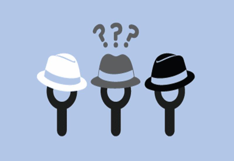 inilah Perbedaan Teknik White Hat SEO, Grey Hat SEO dan Black Hat SEO Terbaru 2019