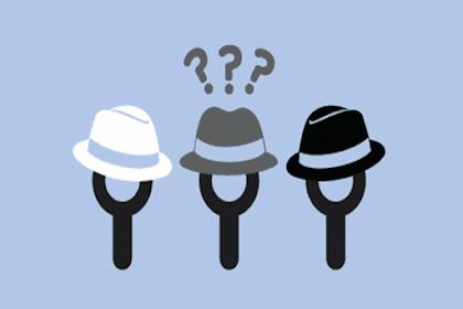 Perbedaan Teknik White Hat SEO, Black Hat SEO dan Grey Hat SEO