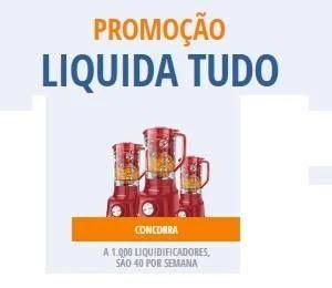 Cadastrar Promoção Arroz Blue Ville Liquida Tudo - Mil Liquidificadores