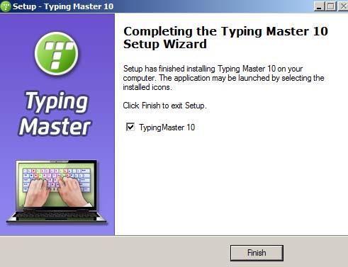 Hướng dẫn cài đặt TypingMaster Pro 10 chi tiết g