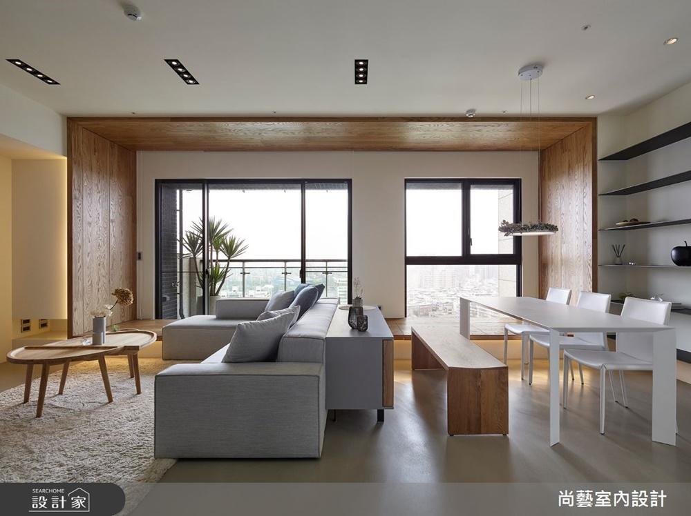 裝潢,木質裝潢,德屋海島型實木地板,客廳,反轉,德屋建材,藝術