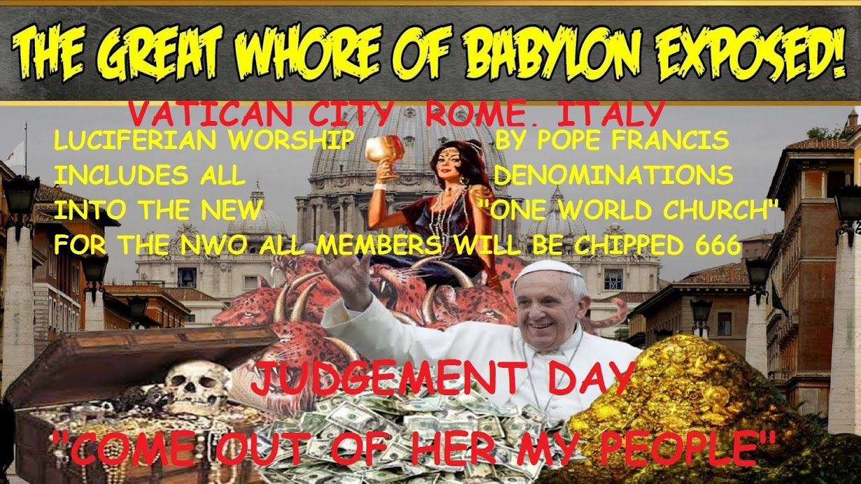 THE GREAT WHORE OF BABYLON