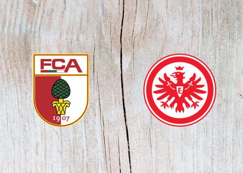 Augsburg vs Eintracht Frankfurt - Highlights 24 November 2018