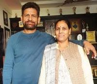 rahul chahar parents