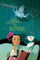 book cover of Kat Incorrigible by Stephanie Burgis published by Atheneum