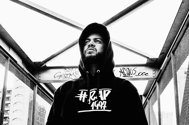 """MC Arnaldo Tifu lança lyric video de """"Pronto Pra Batalha"""", faixa do seu EP #RAP 1997"""