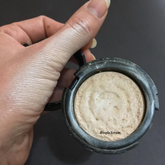 flormar matte baked eyeshadow m108 pixie dust göz farı incelemesi 2