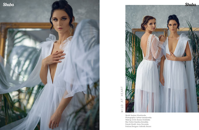 Wild at heart for Shuba Mag