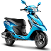 New TVS Scooty Zest 110 Hd Picture