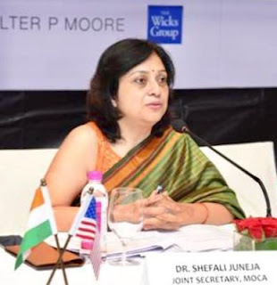 Shefali Juneja to Represent India in the council of ICAO