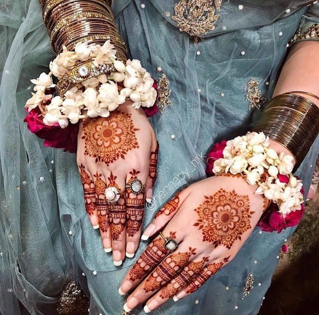 Mehndi Designs, latest mehndi design,new style,rose mehndi design 2019,