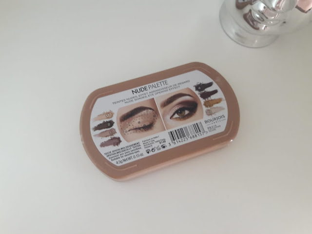 Bourjois nude paleta notino.hr