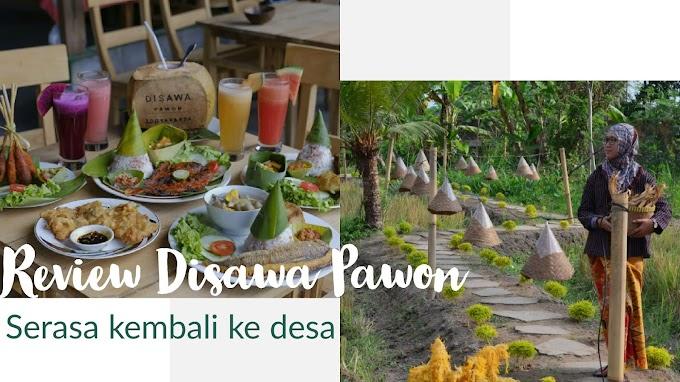 Review Disawa Pawon, Rumah Makan Vintage ala Pedesaan Jawa Bali