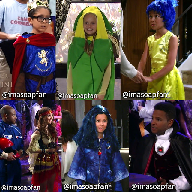General Hospital Halloween Fashion and Costumes