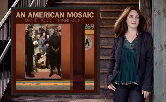 Richard Danielpour: An American Mosaic - Simone Dinnerstein - (Image from IMG Artists)