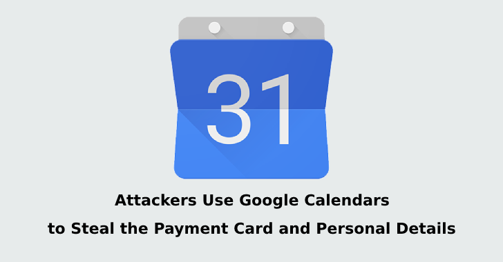 Calendar phishing  - Calendar 2Bphishing - Calendar Phishing – Scammers use Google Calendar to Trick Users