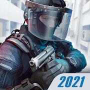 Face of War: PvP Shooter (God Mode - Radar Hack) MOD APK