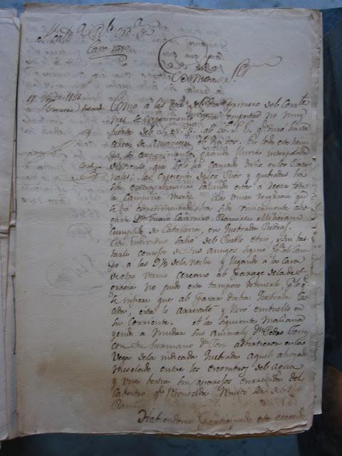 Casimiro Ramirez de Arellano Cabo Rojo Genealogia