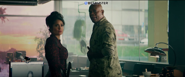Hitman's Wife's Bodyguard 2021 Dual Audio Hindi [HQ Dubbed] 720p HDRip