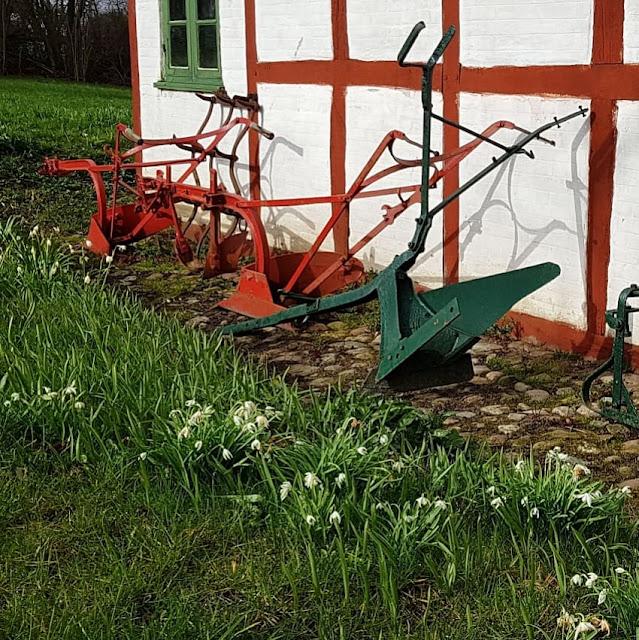 6 spannende Highlights im Süden von Als. Ein schönes Ziel für einen Ausflug: Die Mühlen bei Vibaek.