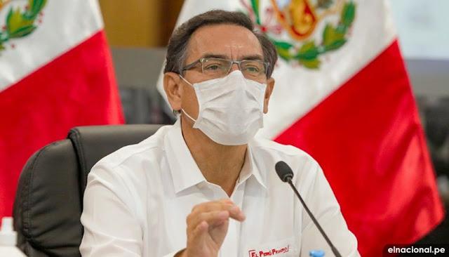 Martín Vizcarra amplía la cuarentena hasta el domingo 24 de mayo