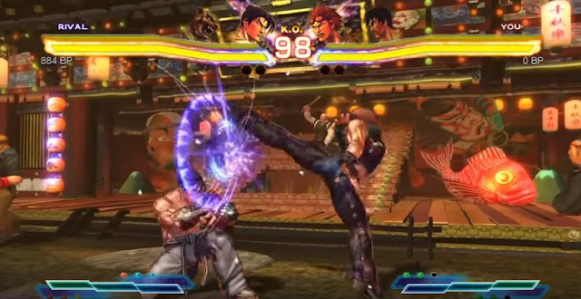 Street Fighter X Tekken PC Game Download