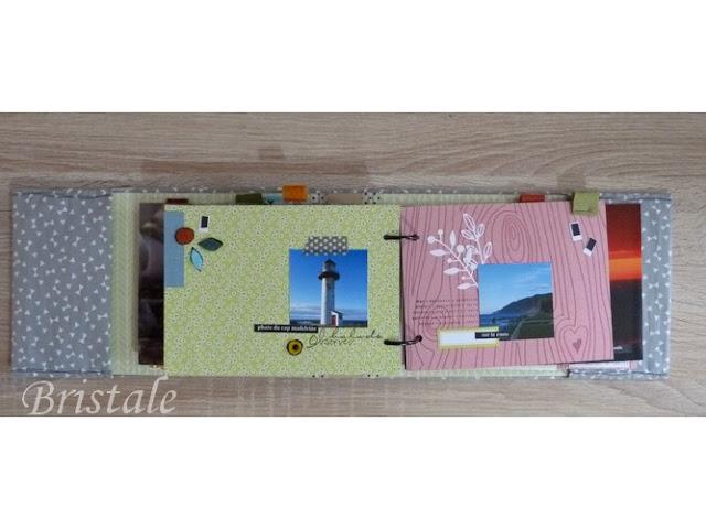 mini album scrap gaspesie atelier edwige bufquin - photo 31