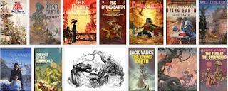 Jack Vance művei a haldokló Földről