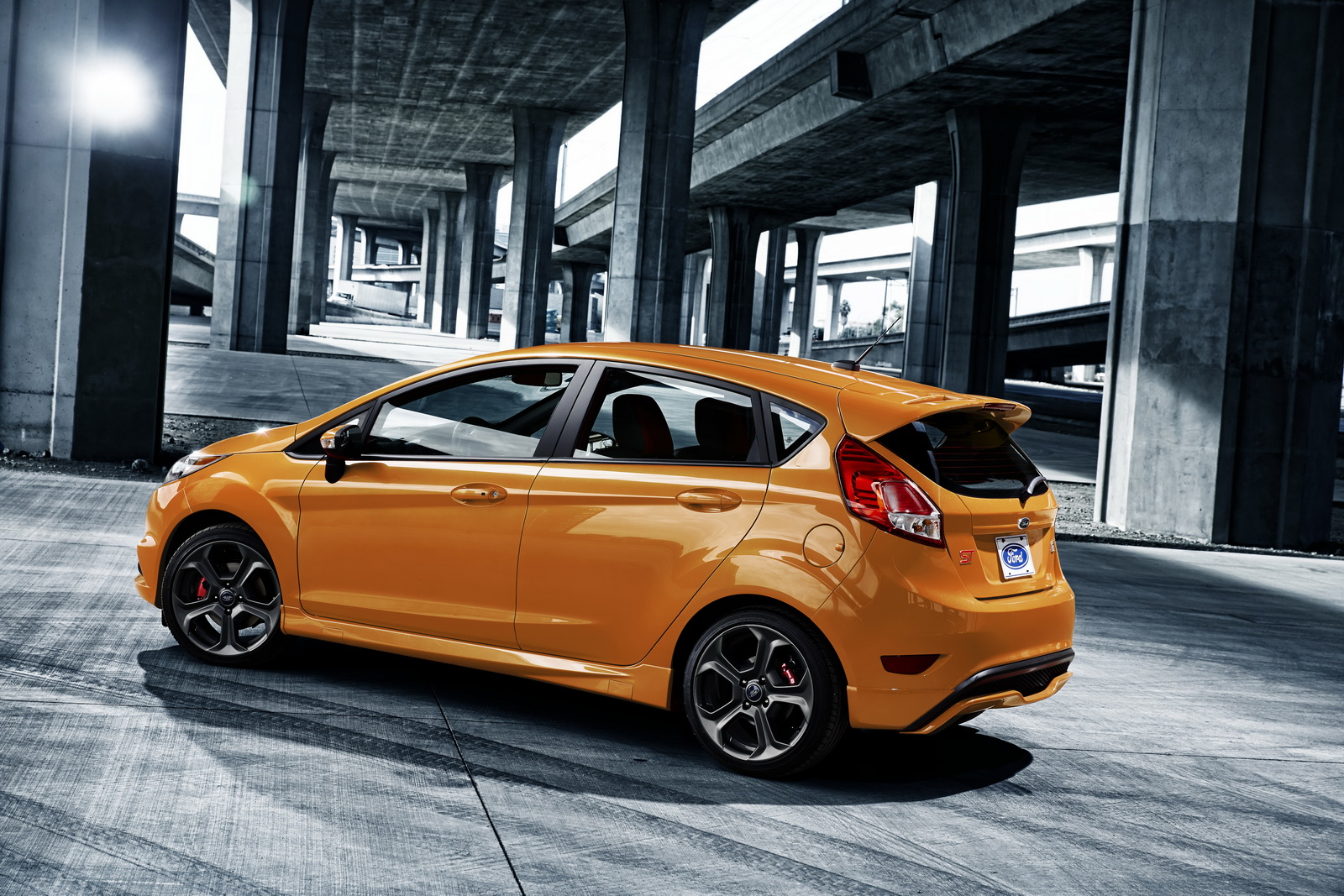 Ford Fiesta St 2017 Ford Fiesta St Available Now With New Color And Free