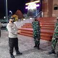 Pasca Bom di Makassar, TNI-Polri di Kabupaten Banggai Tingkatkan Patroli di Gereja
