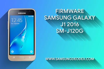 Samsung Firmware J120G DS J1 2016