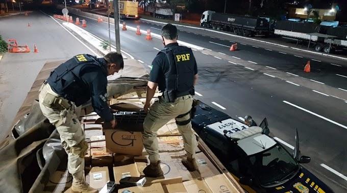 PRF encerra Operação Tamoio no RS