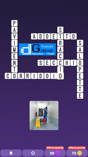 Soluzioni One Clue Crossword livello 18 schemi 14(Cruciverba illustrato)  | Parole e foto