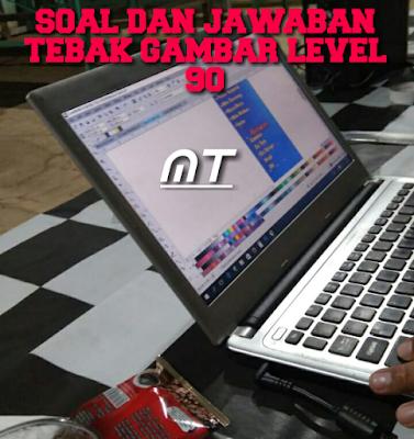 Cover Jawaban Tebak Gambar Level 90 Terbaru