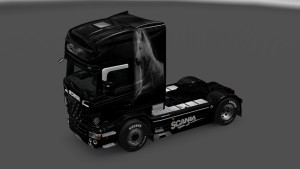 Wolf Skin for Scania RJL