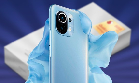 Xiaomi lança oficialmente o MI 11