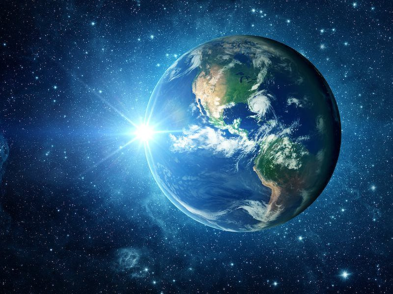 Keindahan Alam semesta