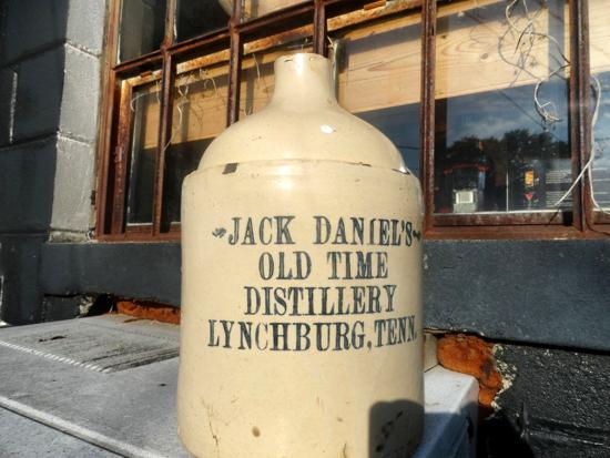 Jack Daniel's jug 1870 - 1875