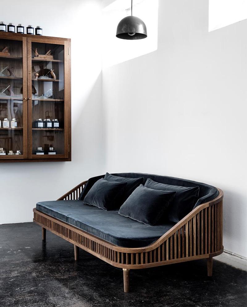 Friday Finds 2016 Interior Design Trends: Københavens Møbelsnedkeri New Sofa