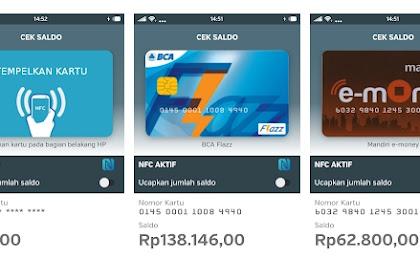 5 Aplikasi untuk Cek Saldo E-toll Terbaik di Android